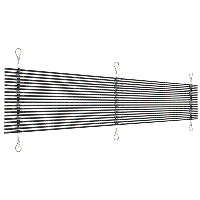 LDAOTP25.0FA [25mm Outdoor Mesh Armour Led Screen]