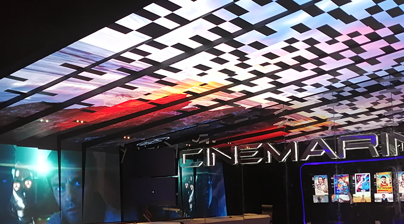 Cinemarine Indoor-LED-Display