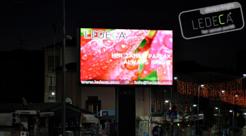 Sivas OOH Led Screen Project