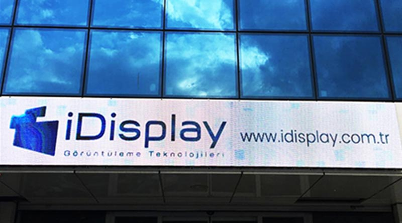 IDisplay Headquarter Signboard Led Screen