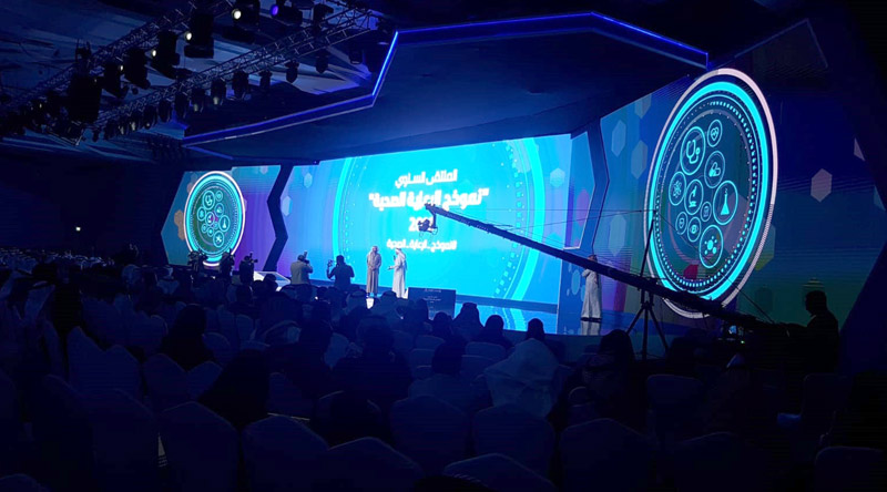 MENA Region LED Screen Project
