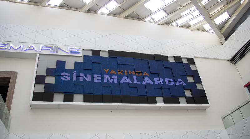 Cinemarine Architectural Led Screen