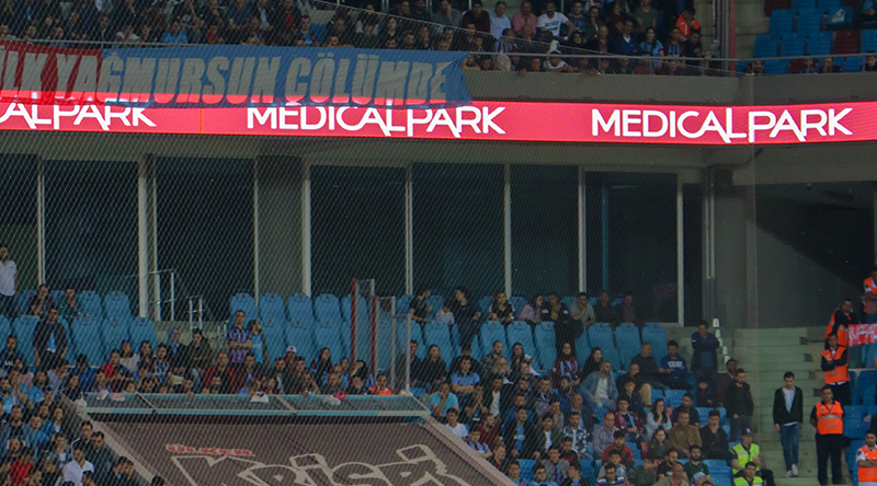 Medical Park Arena Trabzonspor Stadium Outdoor Led Screen