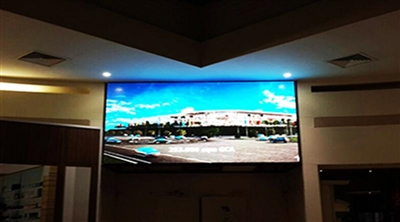 Ankara Carrefour Indoor Led Screen Project