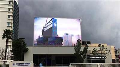 Asat Outdoor Led Screen