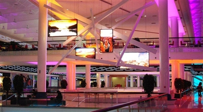 Moscow Kaleydeskop Mall Led Screen Project 1/4