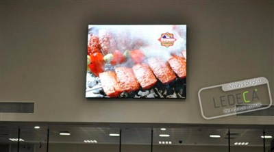 Kayseri Airport Indoor Led Screen Project