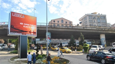 Trabzon OOH Led Screen Project