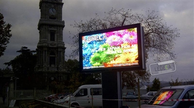İstanbul Dolmabahçe Palace National Palaces Led Screen Project