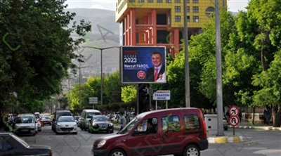 Kahramanmaraş OOH Led Screen 3