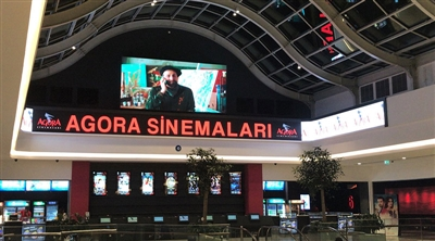 Antalya Agora Mall Led Screen