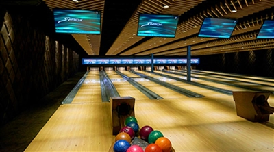 Folkart Towers Bowling Club Indoor Led Screen