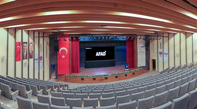 AFAD Conference Center Led Screen