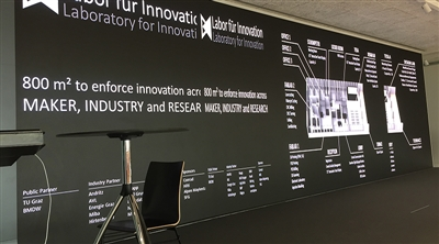 University of Graz Conference and Meeting Room Led Screen